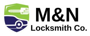 M&N Locksmith Co. of Pittsburgh, PA Logo